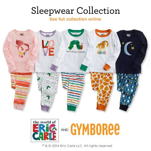 World of Eric Carle Gymboree