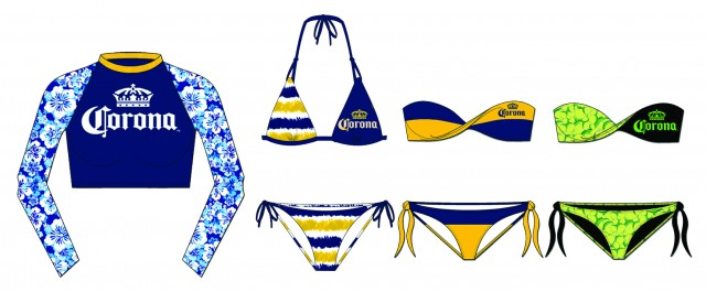 00a7eab1 The Joester Loria Group Extends Corona To Ladies Swimwear & Cover ...