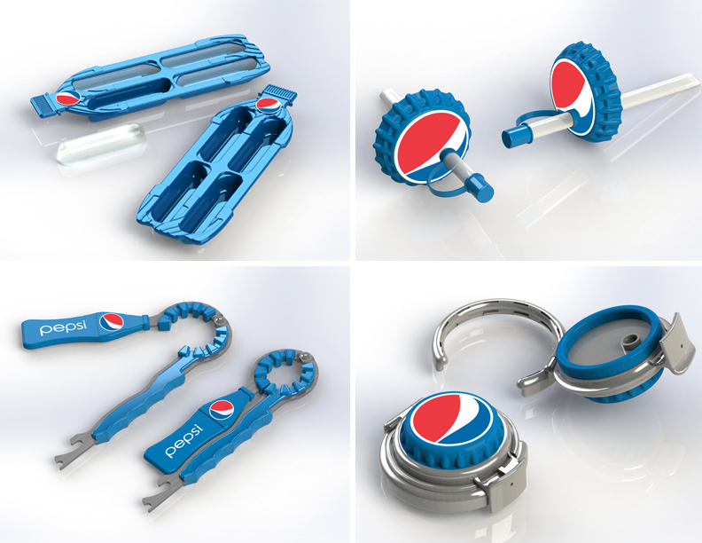 Pepsi Jokari Brand Licensng