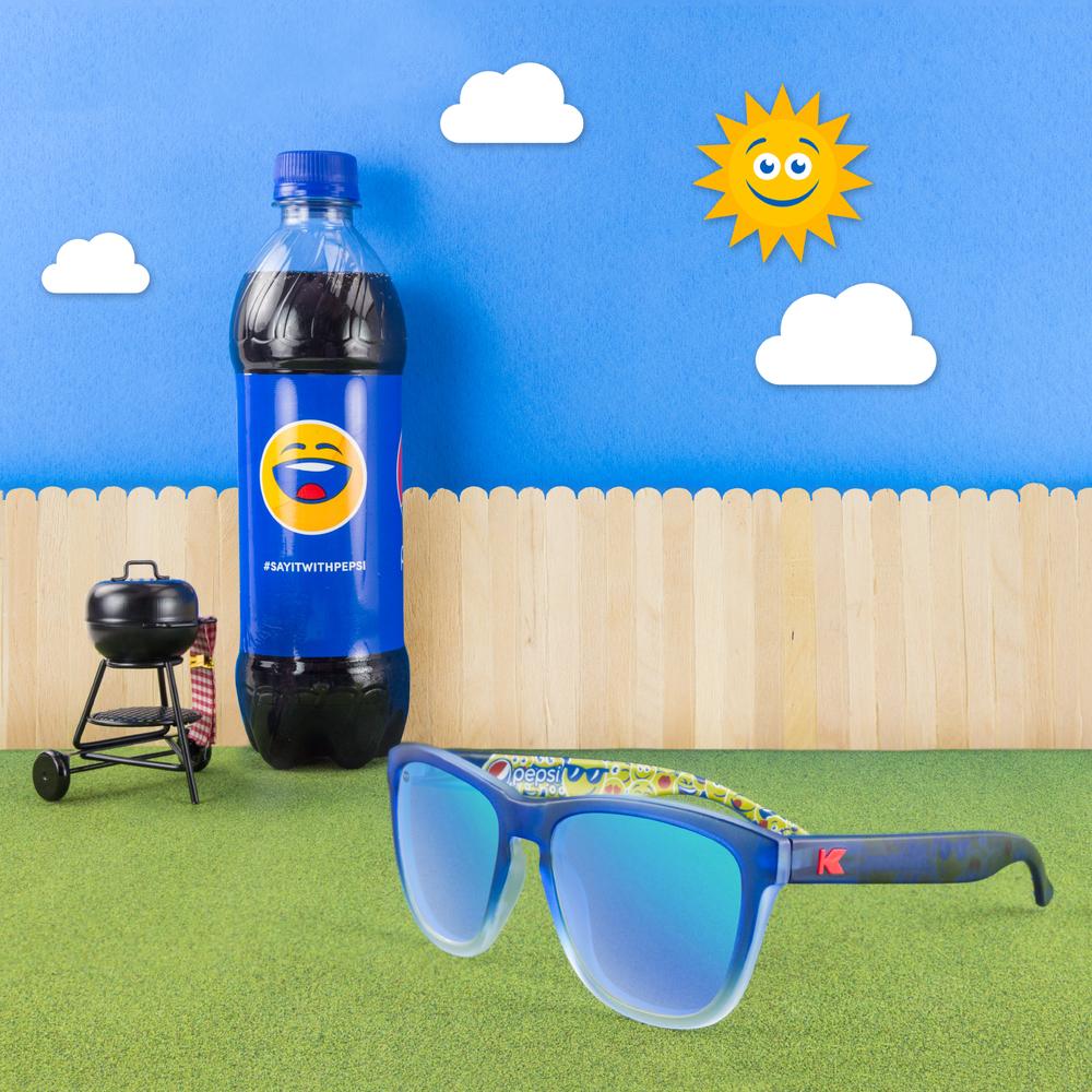 Pepsi Emoji Knockaround Brand Licensing