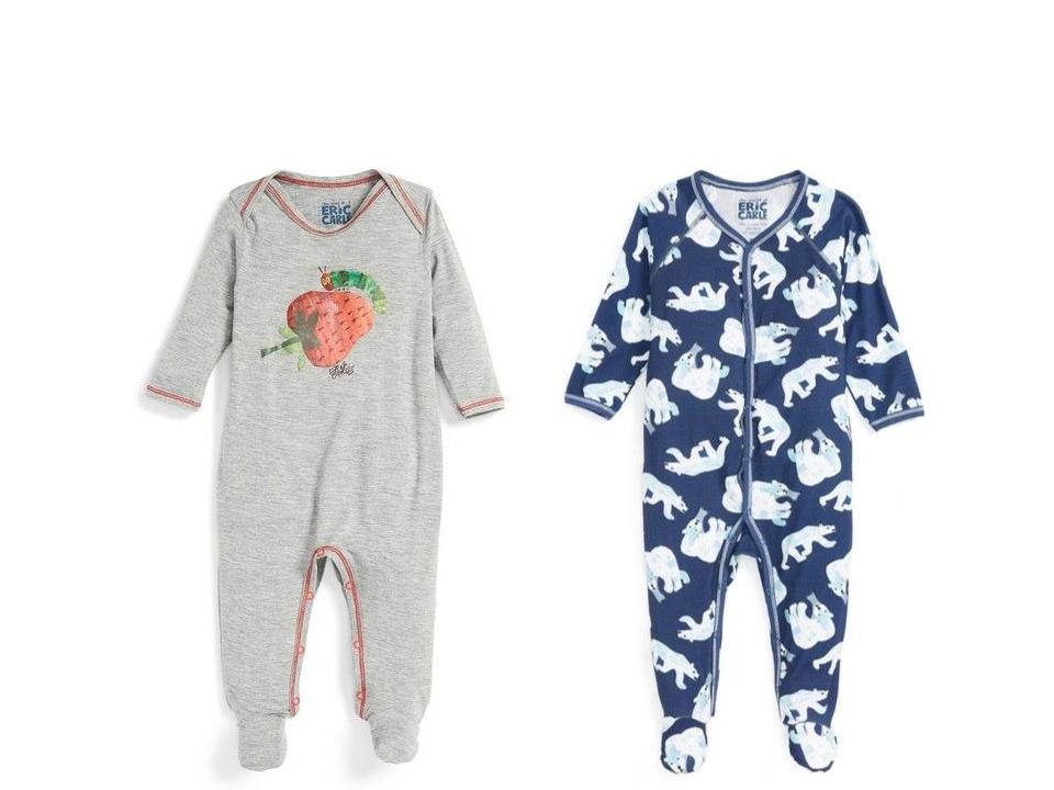 World of Eric Carle Jaxxwear Licensing Footies