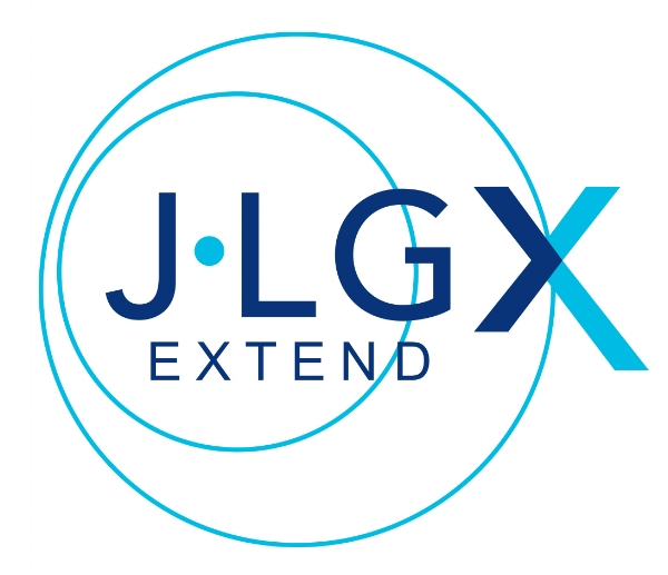 JLGX Logo Brand Licensing Consulting
