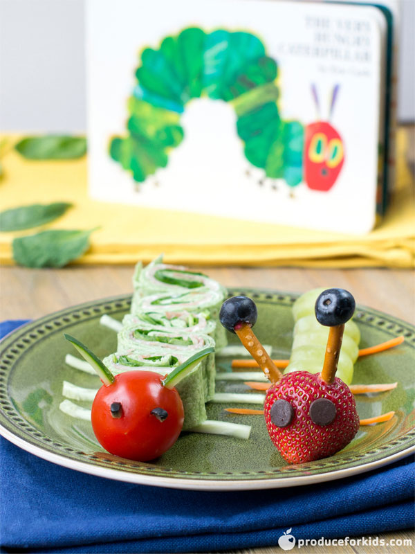 Very Hungry Caterpillar Produce For Kids