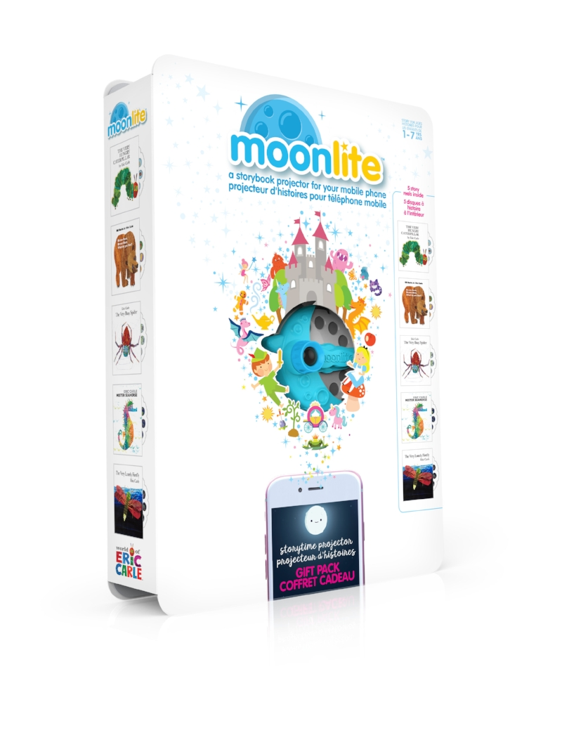 World of Eric Carle Brand Licensing Spin Master Moonlite
