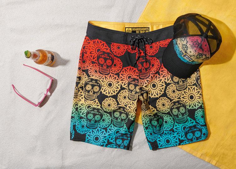 Reef-Corona-Boardshort-and-Hat.jpg 7c26bd5d7e1f