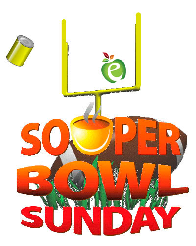 Image result for souper bowl clipart