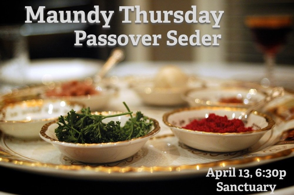 Passover Seder Dinner Fcc Concord