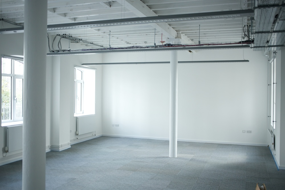 First floor office space, The Foundry, Vauxhall