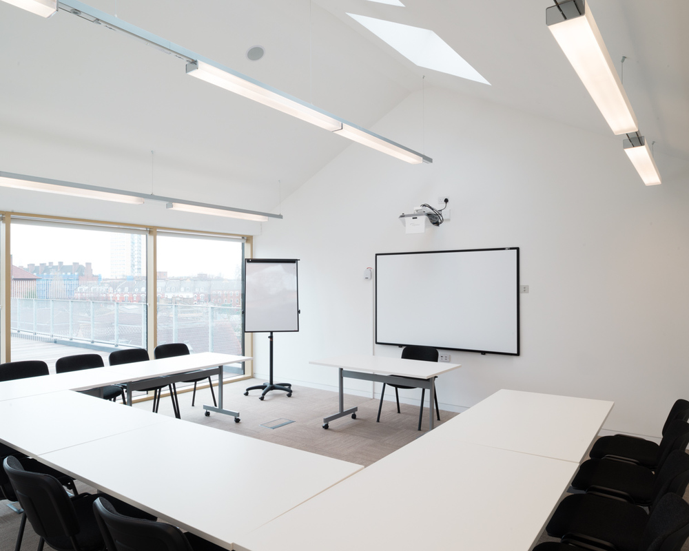 Meeting Room 6 at The Foundry, Vauxhall
