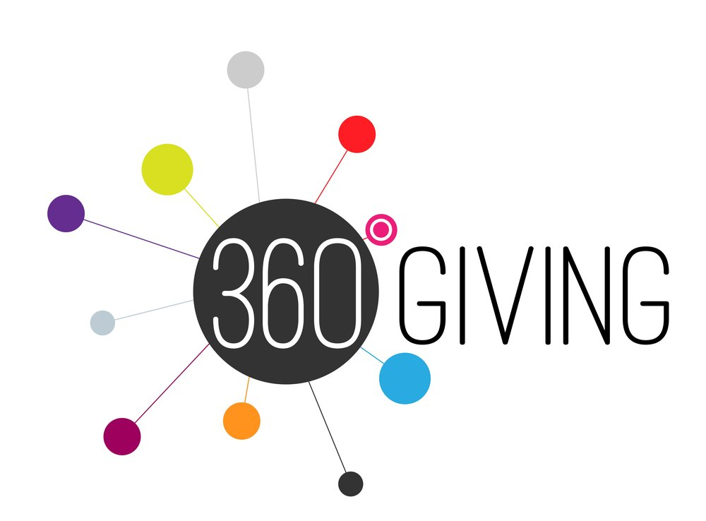 360Giving    360Giving supports organisations to publish their grants data in an open, standardised way and helps people to understand and use the data in order to support decision-making and learning.