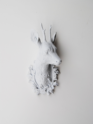 Animal Head Wall Art
