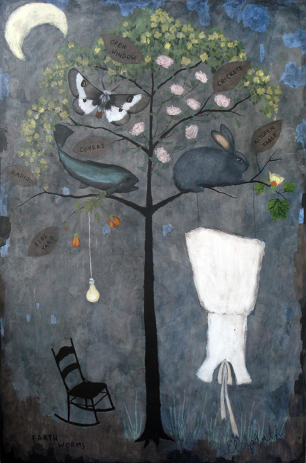 Rebecca Rebouche, Elizabeth Tree