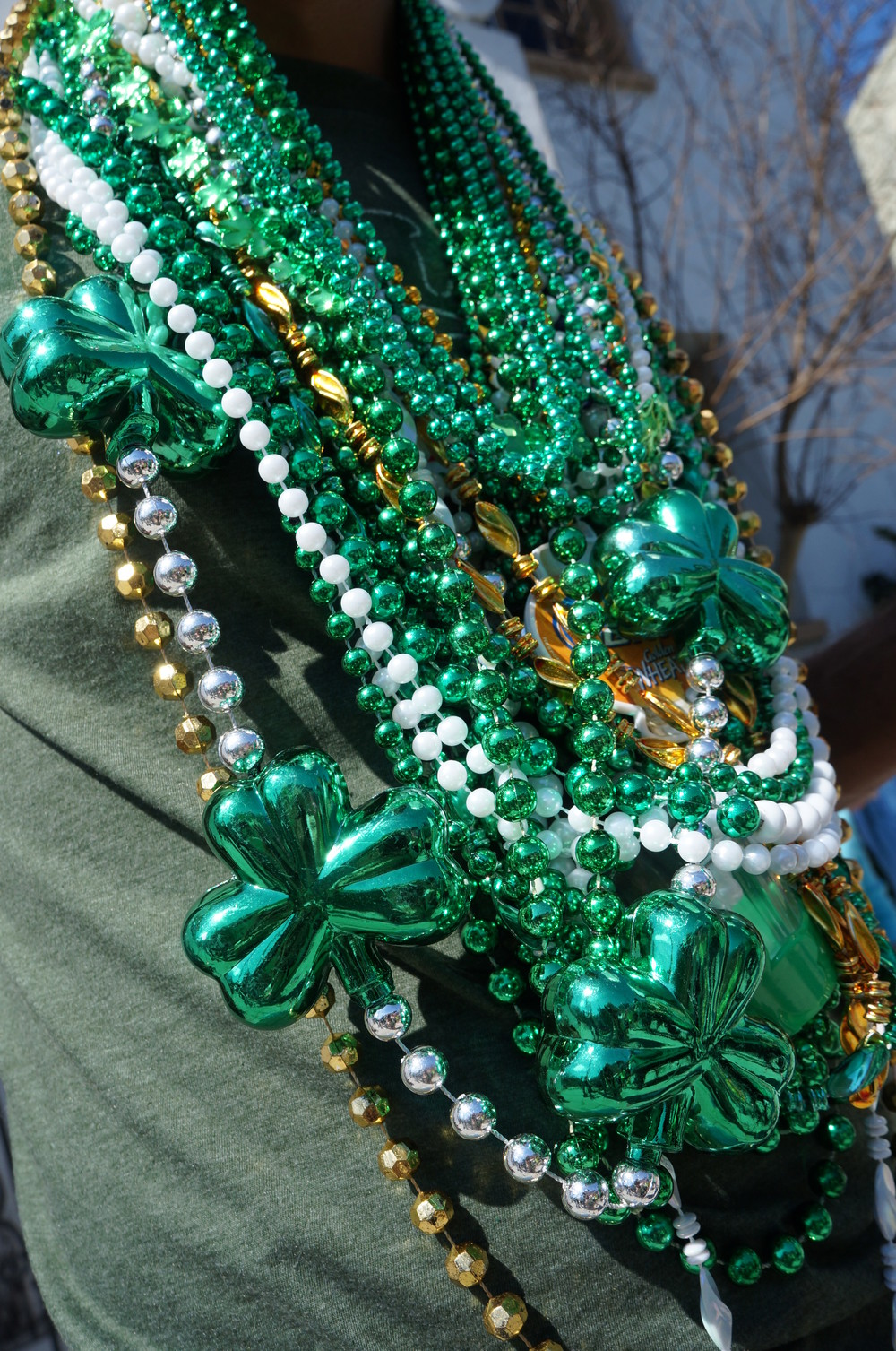 St. Patrick's Day Beads!