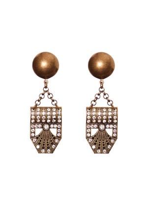 Angel Court Starbuck Earrings