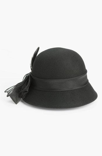 August Hat Helene Cloche