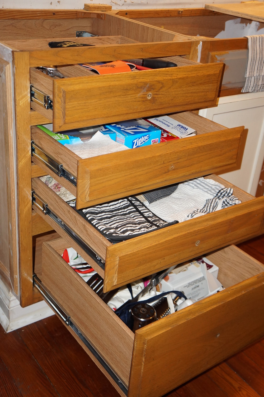 Drawer Slides AFTER