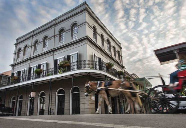 LaLaurie Mansion, Courtesty: NOLA.com