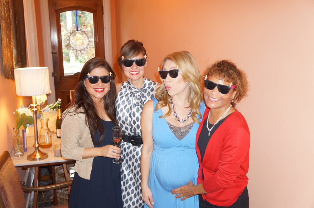 Little Teapot's NOLA Baby Shower