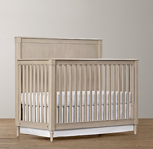 Restoration Hardware Emelia Conversion Crib