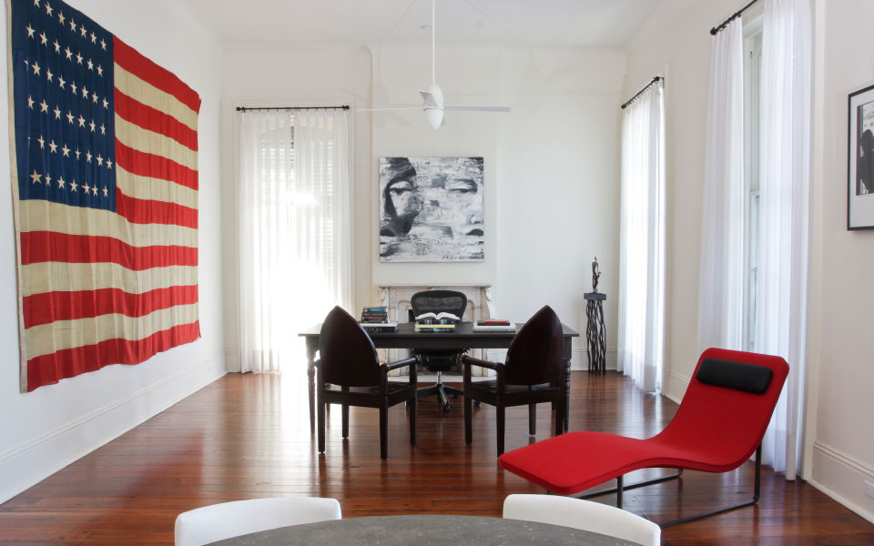 Kingsway House Patriotic Office- Studio WTA