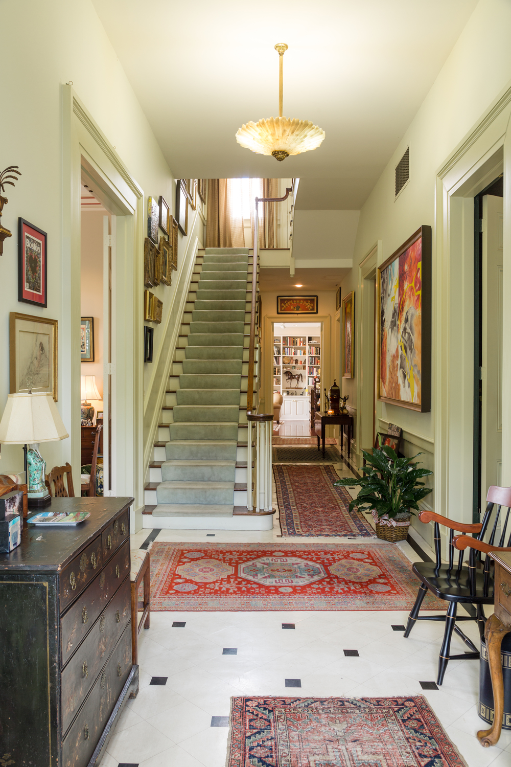 PRC New Orleans Holiday Home Tour, Photo Courtesy Sarah Essex Bradley