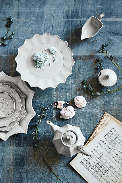 Anthropologie Spring 2015 Estella Dinnerware
