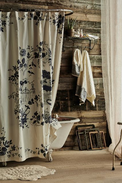 Anthropologie Spring 2015 Scrollwork Towel Collection