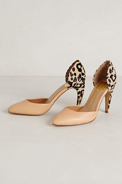 Anthropologie Pamona Heels 79