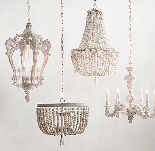 restoration hardware chandelier for less