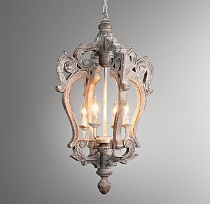 Restoration hardware chandeliers at a fraction of the price restoration hardware baby and child millou pendantg aloadofball Images