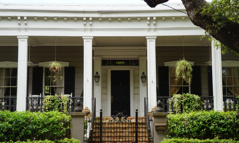 Garden District Home in New Orleans