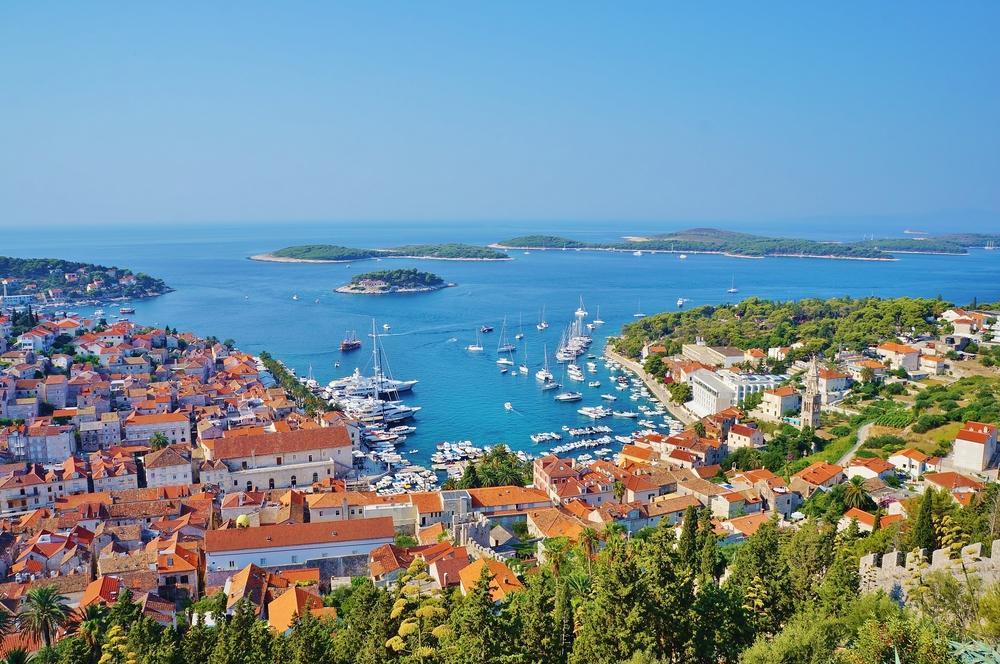 Hvar, Croatia, Dalmatian Coast