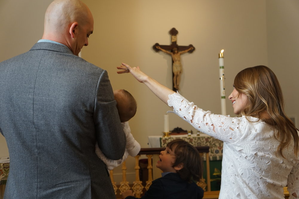 Brook's Baptism