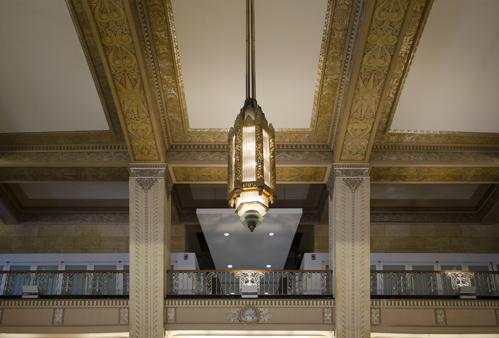 Power and Light Building Lobby
