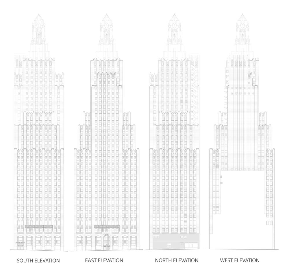 The Twenty-Fifth Floor