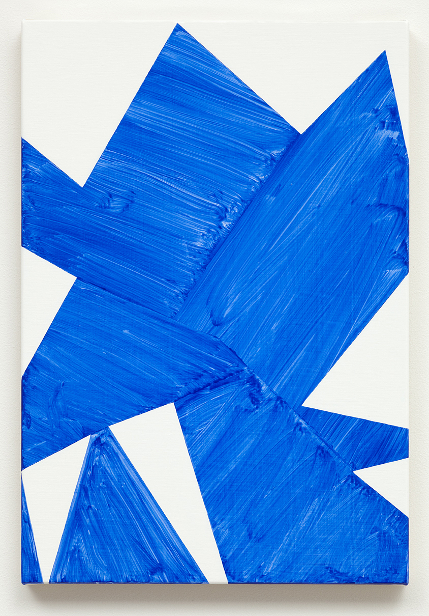 Untitled (Blue) 2012