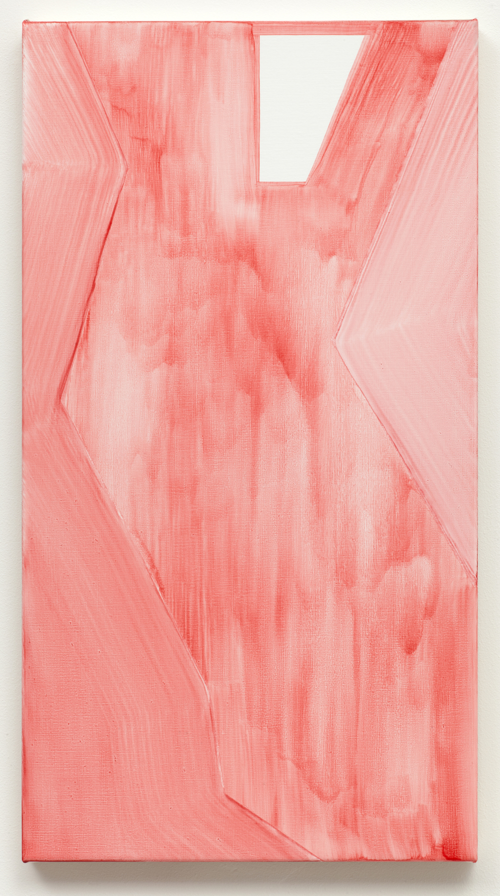 Untitled (Red/Pink) 2012