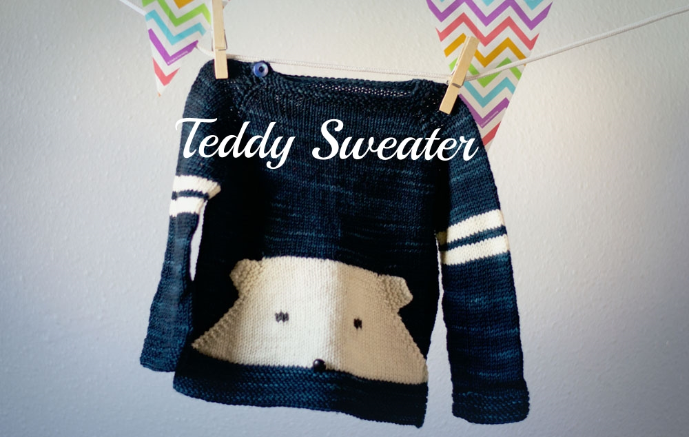 Teddy Sweater