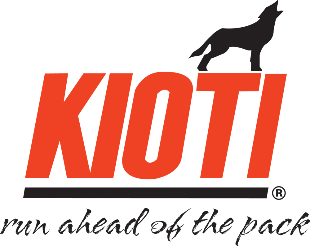 Kioti - run ahead of the pack