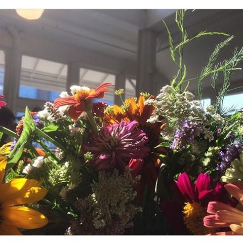 Shotgun a little drab? Spice up your life with a  weekly @nolatilth bouquet.