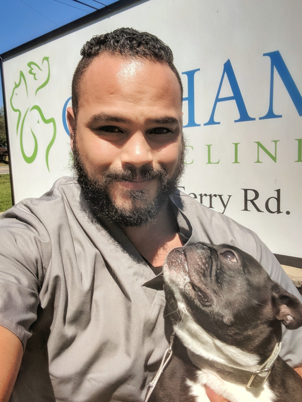Daniel- Veterinary Assistant -