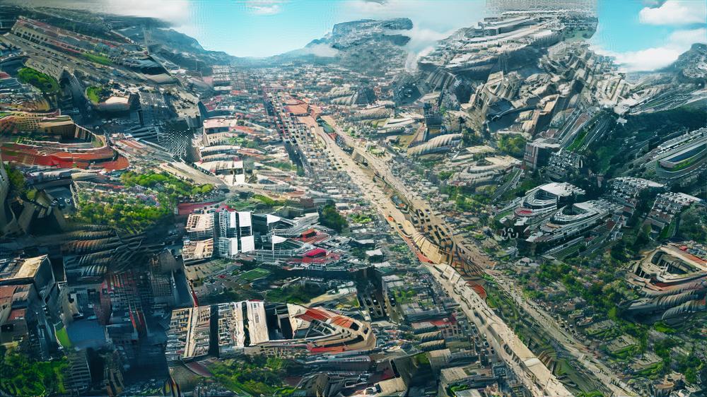 Mandelbox City 2800x1574