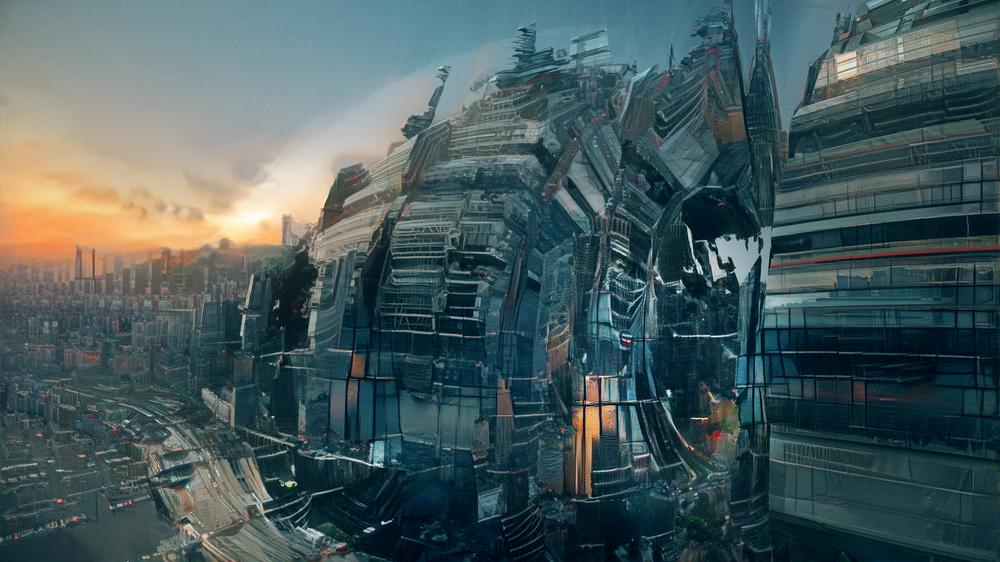Neural City 2840x1596