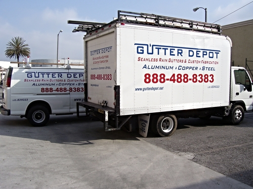 gutter depot provides free estimates for rain gutters drain systems and rain water harvesting gutter depot has over 20 years of experience and provides