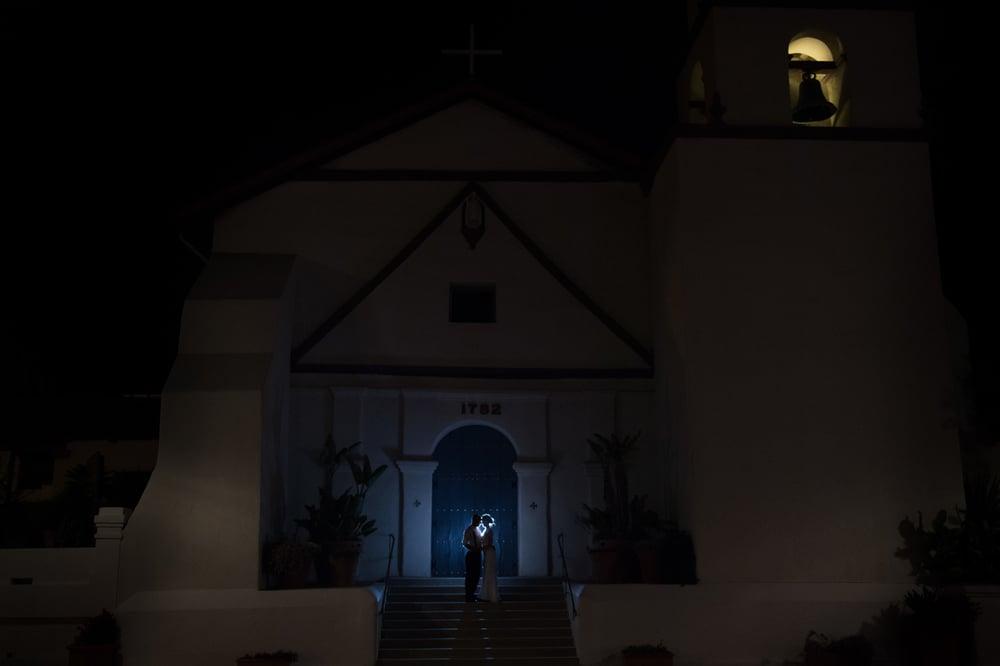 night_wedding_photo