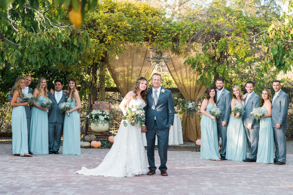 Rustic Gardens at Peacock Farms, Arroyo Grande, CA Wedding Photographer | Jennifer Lourie