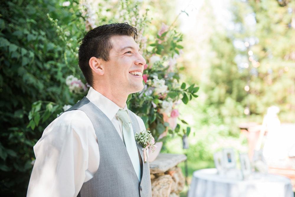 High Sierra Iris Gardens, Camino, Ca Wedding Photographer   Jennifer Lourie