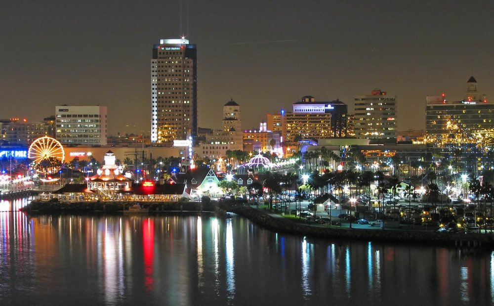 Choose Coast Shuttle for your next ride to Long Beach.    Book your Ride
