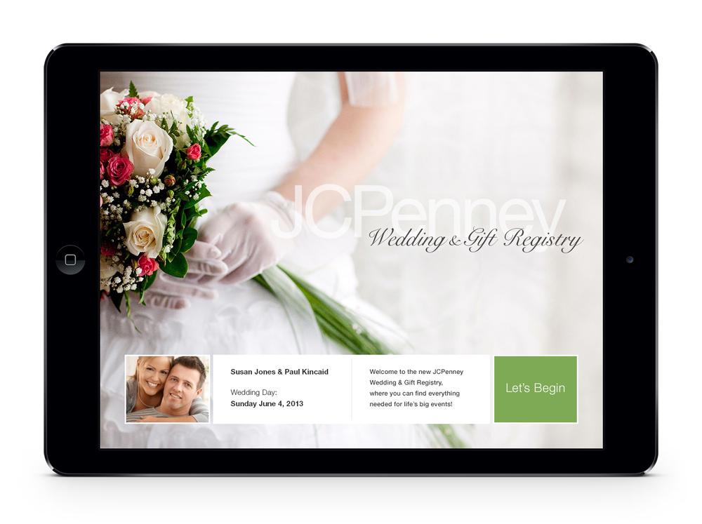 Jcpenney Gift Registry Brian Pentecost