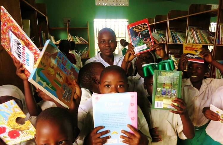 Ndejje Public Library - Ndejje, Uganda